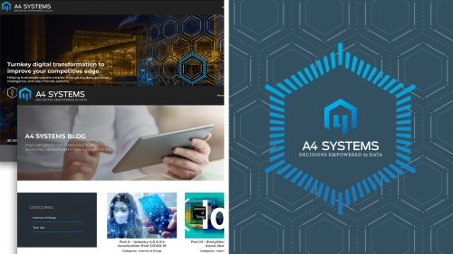 A4 Systems Reveals New Brand Identity