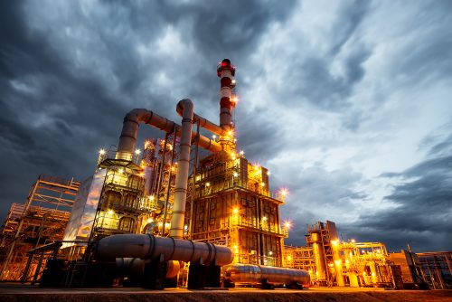 Digital oil and gas refinery